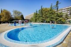 Открытый бассейн, «Бургас», Сочи