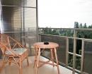 «СТАНДАРТ» 1-местный 1-комнатный с балконом/без балкона корп. №1 (Бургас), №2 (Синара)