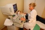 Кабинет УЗИ в лечебном корпусе